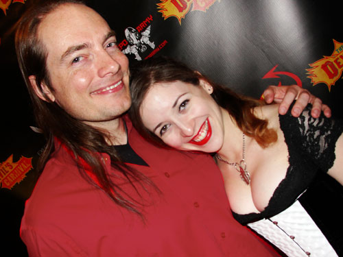 The Devil S Carnival Red Carpet Premiere Photos Horror Com